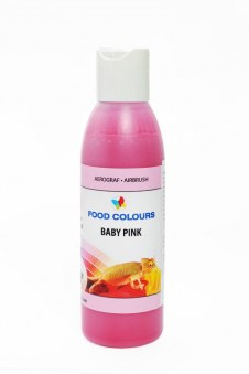 Baby pink - barwnik do aerografu (135ml)