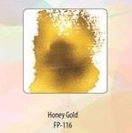 HONEY GOLD - metaliczna farbka 18ml - Food Colours