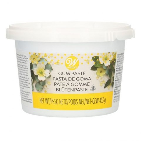 Masa do robienia kwiatów Gum Paste (453g) - Wilton