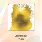 GOLDEN YELLOW - metaliczna farbka 18ml - Food Colours