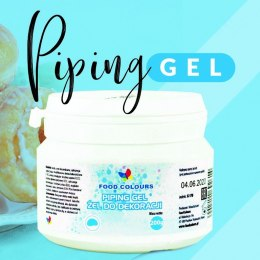 Żel dekoracyjny Piping Gel (200g) - Food Colours