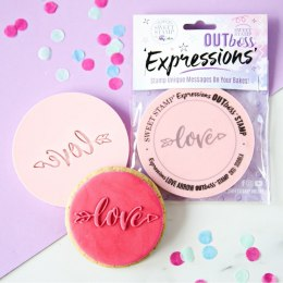 Stempel - LOVE - Sweet Stamp
